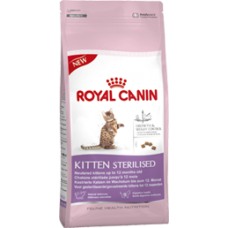 Pienso para gatos Kitten Sterilised