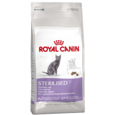 Pienso Royal Canin Sterilised 2 kgrs