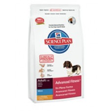 Pienso Hill's Canine Adult Advanced Fitness Mini with Chicken